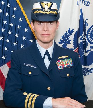 On Board With: Cmdr. Gabrielle McGrath