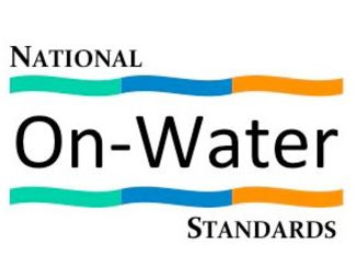 national on water standards boating courses