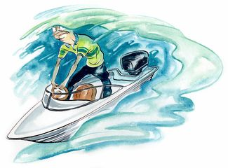 Tips for Running A Boat In Following Seas