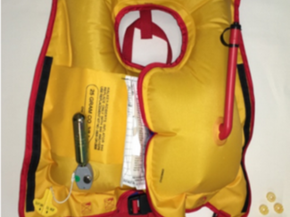 Inflatable Lifejacket Inspection Is Crucial