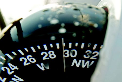 How to Use a Compass While Boating | Boating Safety